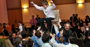 Catering for Bar & Bat Mitzvah's and other celebrations